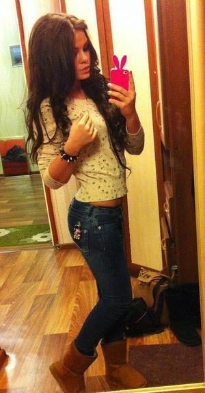 Evelina from Colorado is looking for adult webcam chat